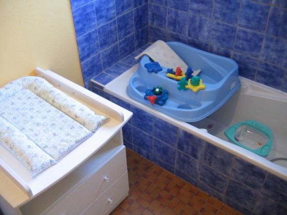 accessoires bébé bain