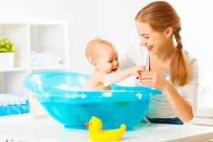 baignoire bébé enfant